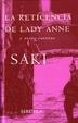 Cover of Reticencia De Lady Anne Y Otros Cuentos, La
