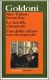 Cover of Sior Todero brontolon - Le baruffe chiozzotte - Una delle ultime sere di carnevale