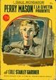 Cover of Perry Mason e la civetta prudente