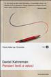 Cover of Pensieri lenti e veloci
