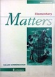 Cover of Elementary Matters