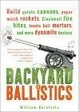 Cover of Backyard Ballistics