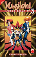 Cover of Yu-gi-oh! vol. 3