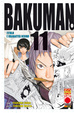 Cover of Bakuman vol. 11