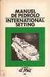 Cover of International setting