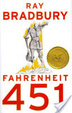 Cover of Fahrenheit 451