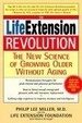 Cover of The Life Extension Revolution