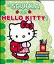 Cover of A scuola con Hello Kitty