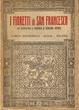 Cover of I fioretti di san Francesco