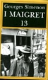 Cover of I Maigret 13