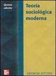 Cover of Teoria Sociologica Moderna - 5b