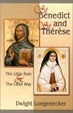 Cover of St. Benedict and St. Therese
