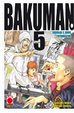 Cover of Bakuman vol. 5