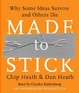 Cover of Made to Stick