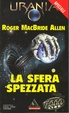 Cover of La sfera spezzata