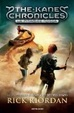 Cover of La piramide rossa. The Kane Chronicles