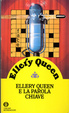 Cover of Ellery Queen e la parola chiave