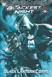 Cover of Blackest Night: Black Lantern Corps
