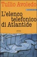 Cover of L'elenco telefonico di Atlantide