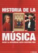 Cover of Historia de la Música