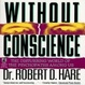 Cover of WITHOUT CONSCIENCE