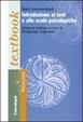 Cover of Introduzione ai test e alle scale psicologiche