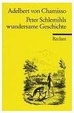 Cover of Peter Schlemihls wundersame Geschichte
