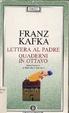 Cover of Lettera al padre - Quaderni in ottavo