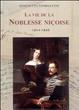 Cover of La vie de la noblesse niçoise