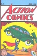 Cover of Action Comics n. 1