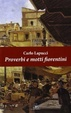 Cover of Proverbi e motti fiorentini