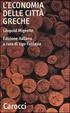 Cover of L'economia delle città greche