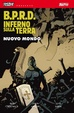 Cover of B.P.R.D. Inferno Sulla Terra - vol. 1