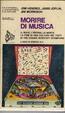 Cover of Morire di musica