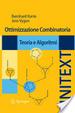 Cover of Ottimizzazione combinatoria. Teoria e algoritmi