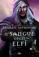 Cover of Il sangue degli elfi
