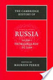 Cover of The Cambridge History of Russia: From early Rus' to 1689