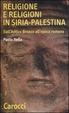 Cover of Religione e religioni in Siria-Palestina