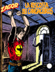 Cover of Zagor n. 574 (Zenith n. 625)