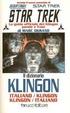 Cover of Il dizionario Klingon
