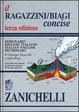 Cover of Il ragazzini/Biagi concise