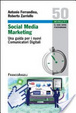 Cover of Social Media Marketing. Una guida per i nuovi Comunicatori Digitali