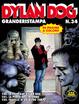 Cover of Dylan Dog Granderistampa n. 34
