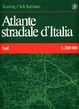 Cover of Atlante stradale d'Italia. Sud