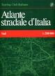 Cover of Atlante stradale d'Italia. Sud