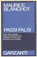 Cover of Passi falsi