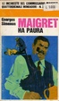 Cover of Maigret ha paura