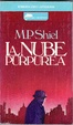 Cover of La nube purpurea