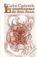 Cover of Las enseñanzas de Don Juan