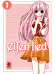 Cover of Elfen Lied vol. 1